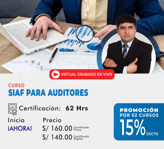 SIAF para Auditores